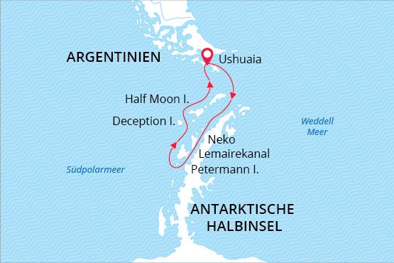 Kreuzfahrt Weihnachten In Der Antarktis Silvester In Der Antarktis