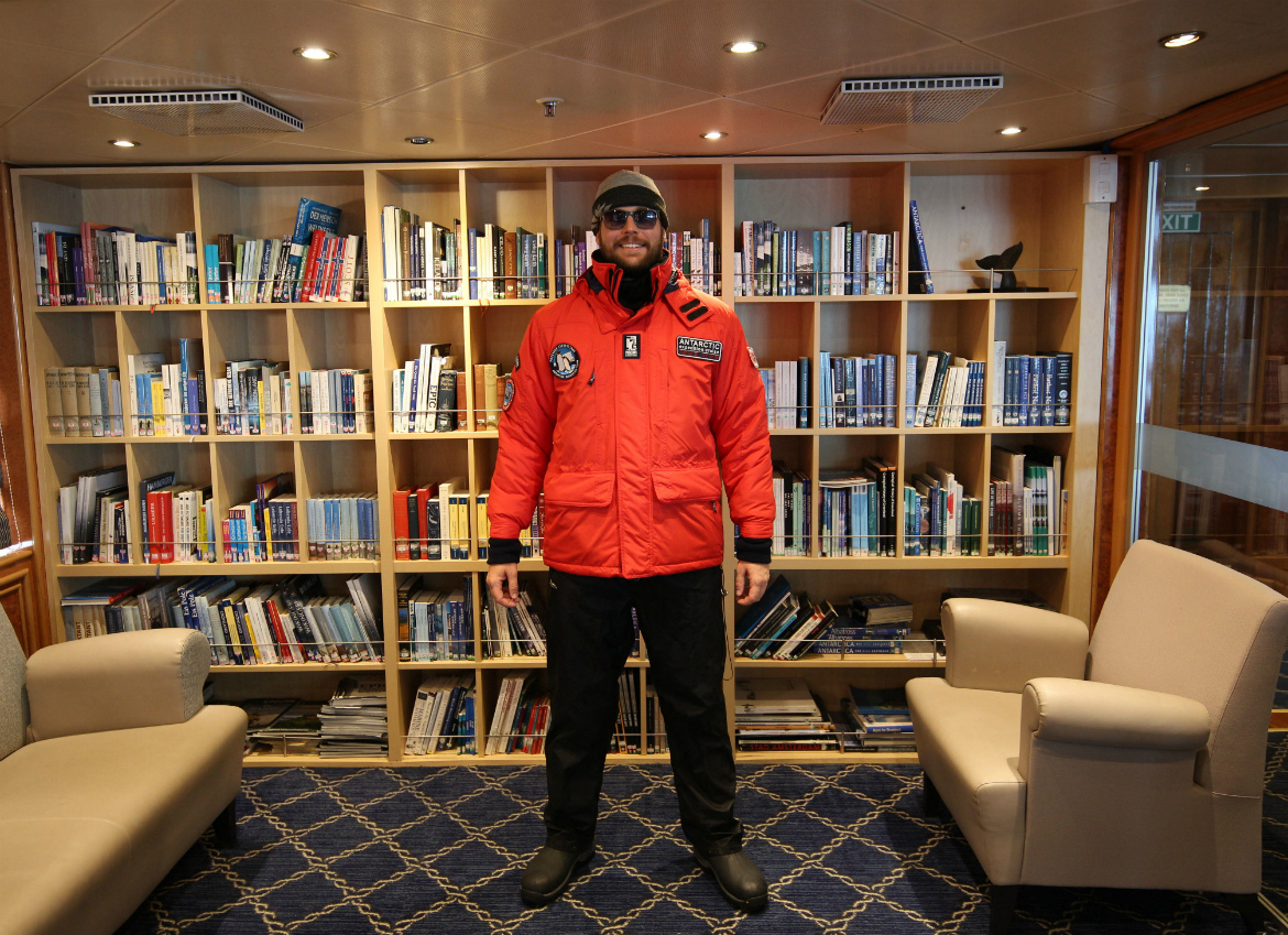 Video instruction How to dress for the polar voyage